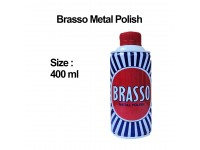 400ml Brasso Metal Polish Industry Multipurpose Polisher LittleThingy